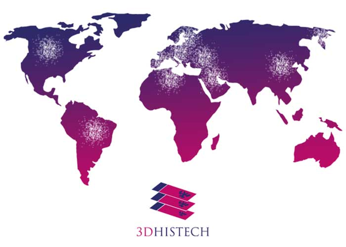 3dhistech sales channel: reference institutes