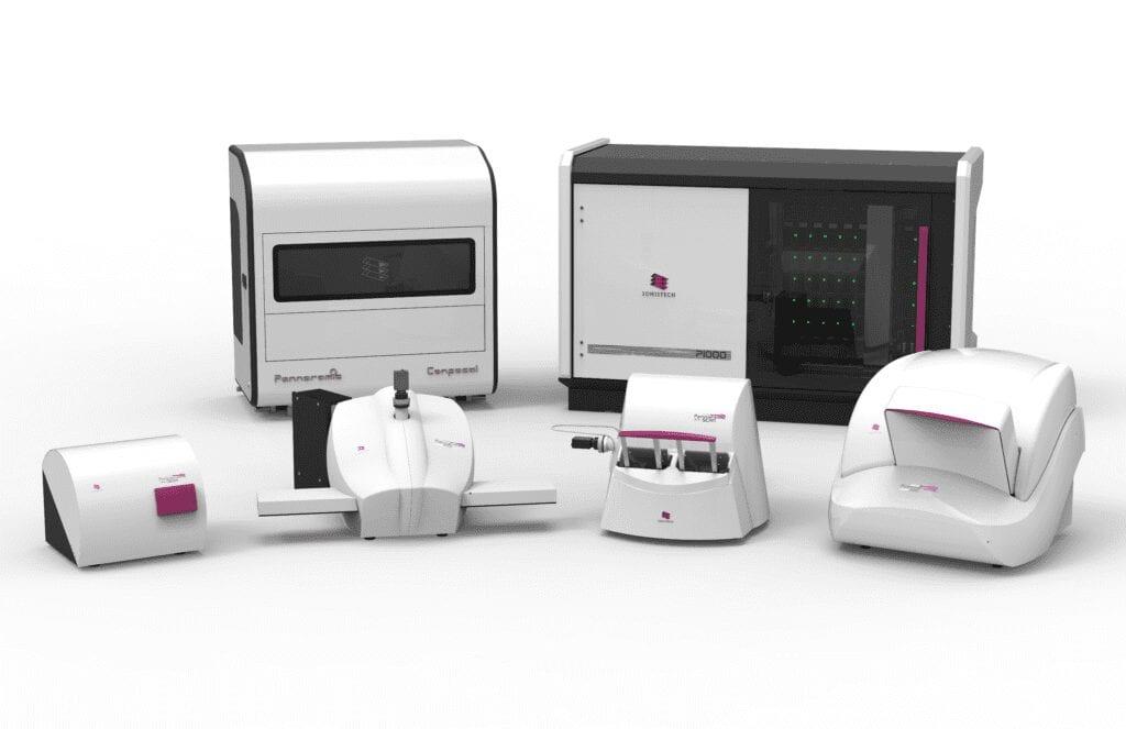 Pannoramic Digital Slide Scanners