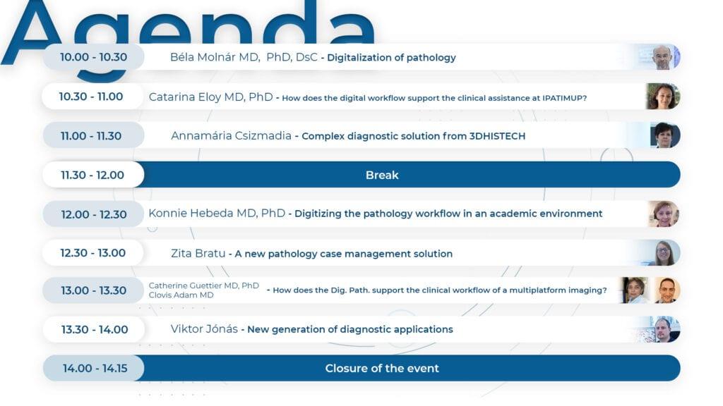 virtual symposium agenda